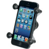 "RAM UNIVERSAL X-GRIP® CELL PHONE CRADLE WITH 1"" BALL"