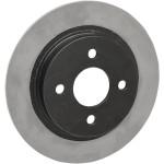 TriGlide rear brake rotor