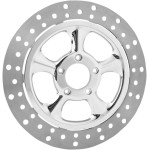 "13"" FLOATING FRONT ROTORS"