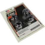 ACORN AND CAP-STYLE HEADBOLT COVERS