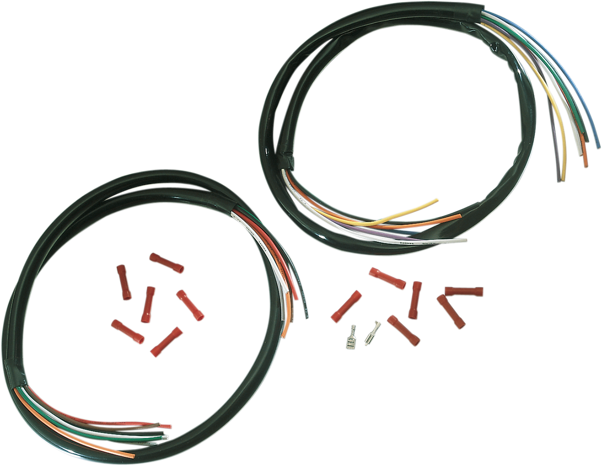 wiring harness 75 81xl fx products drag specialties rh dragspecialties com Automotive Wiring Diagrams Wiring Specialties SR20DET
