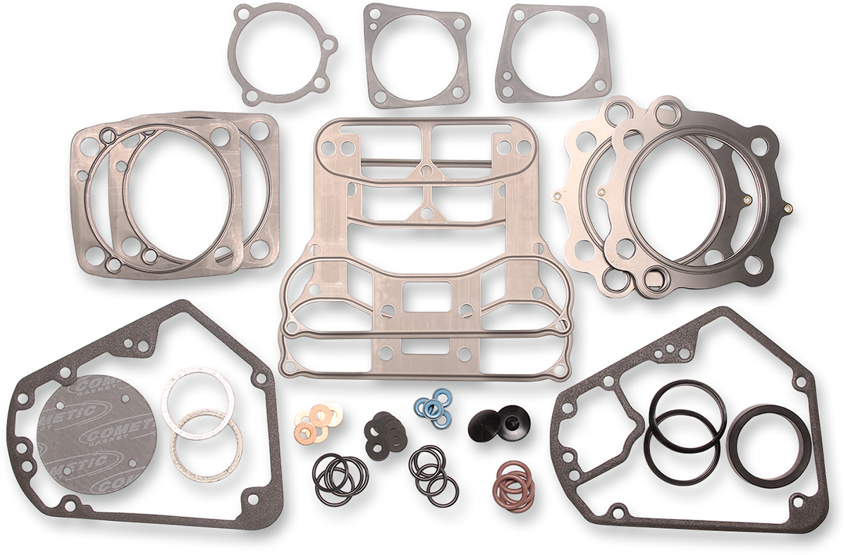 Gasket Kit Evo B T 92 99 Products Drag Specialties® Harley Softail Lights 92  Softail Harley 1340 Wiring Harness