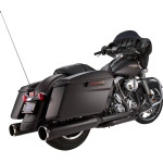 POWER TUNE PERFORMANCE MUFFLERS FOR TOURING SECTION