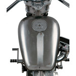 RUBBER-MOUNT QUICKBOB® GAS TANK
