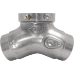 STOCK/RIGID-MOUNT MANIFOLD
