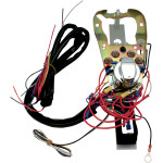 DASH BASE WITH WIRE HARNESS KIT