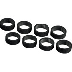 REPLACEMENT WIDE BAND RUBBER CUSHIONS FOR JAYBRAKE FOOTPEGS