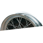 TWISTED CHROME SPOKE SETS