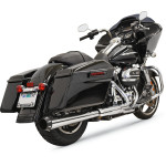 "CROSSOVER ELIMINATOR WITH 4"" DNT® SLIP-ON MUFFLER"