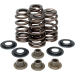 HIGH-PERFORMANCE OVATE WIRE BEEHIVE VALVE SPRING KITS
