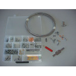 REPLACEMENT PARTS FOR BRAKE LINE BUILDER KITS