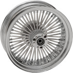 LACED WHEEL ASSEMBLIES - INDIAN