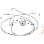 DESIGNER SERIES ABS-SPECIFIC FRONT BRAKE LINE KITS