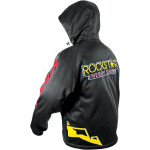 HOODED TECH SHELL