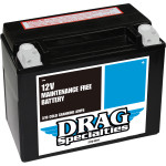 DRAG SPECIALTIES AGM MAINTENANCE-FREE BATTERIES