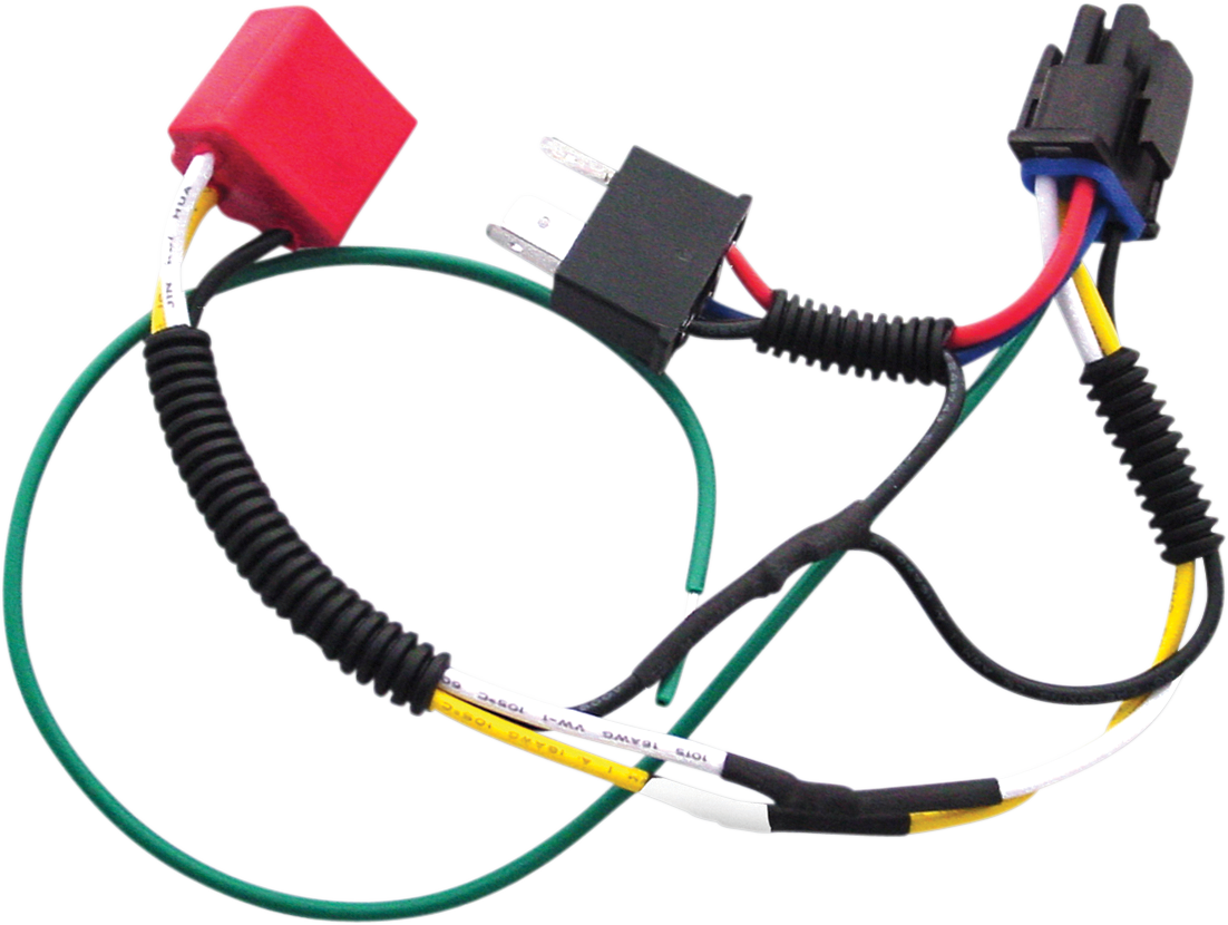 wiring kit single h4 products drag specialties rh dragspecialties com Wiring Diagram for Sr20 Swap Wiring Diagram for Sr20 Swap