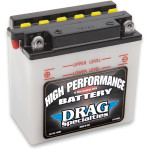 DRAG SPECIALTIES HIGH PERFORMANCE BATTERIES