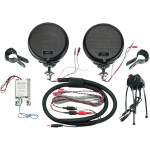 RUMBLE ROAD™ ULTRA AMPLIFIED STEREO SPEAKERS