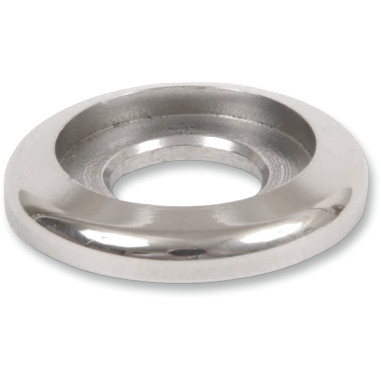 POLISHED STAINLESS STEEL FLANGE WASHER SYSTEM