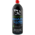 BIODEGRADABLE CHAIN LUBE WITH WAX
