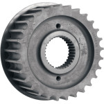 BELT DRIVE TRANSMISSION PULLEY FOR BIG TWIN 5-SPEED BELT DRIVE MODELS