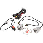 COMPACT BULLET LED DRIVING LIGHT KIT