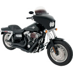 WINDSHIELDS, DEFLECTORS AND ACCESSORIES FOR MEMPHIS SHADES BATWING FAIRINGS ONLY