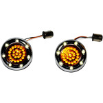 BULLET RINGZ™ LED REAR TURN SIGNALS