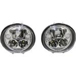 "146 MM (5 3/4"") ROUND TRUBEAM® LED HEADLAMPS"