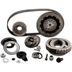 8MM BELT DRIVES WITH LOCKUP CLUTCH