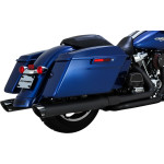 RAYZER SLIP-ON MUFFLERS FOR TOURING SECTION