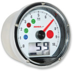 TNT-01 ELECTRONIC SPEEDOMETERS/TACHOMETERS
