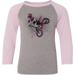 YOUTH GIRLS BASEBALL SHIRT