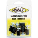Windscreen fastener kit