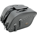 FUTURA DETACHABLE SLANT SADDLEBAGS