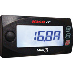 Mini 3 Amp & Volt Meter