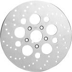 POLISHED STAINLESS STEEL ROTORS