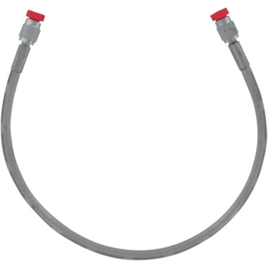 BRAKE HOSE STAINLESS 15