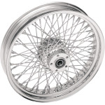 LACED WHEEL ASSEMBLIES