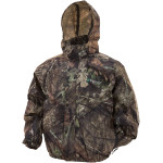 MEN'S PRO ACTION CAMO RAIN JACKET