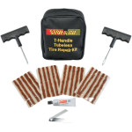 TUBELESS T-HANDLE TIRE REPAIR KIT