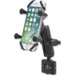 RAM TORQUE™ HANDLEBAR AND RAIL MOUNTING BASE FOR PHONES