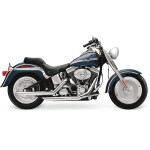 MEAN MOTHERS DRAG PIPES FOR SOFTAIL