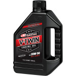SYNTHETIC-BLEND V-TWIN ENGINE OIL