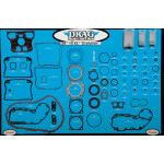 GASKET, SEAL AND O-RING DISPLAY FOR 04-17 XL EVOLUTION MOTORS