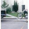 FOLDING ALUMINUM MOTORCYCLE RAMP