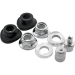 Valve Stem and rim lock seal set