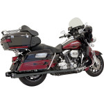 POWER CURVE TRUE-DUAL CROSSOVER HEADPIPES FOR DRESSER/TOURING