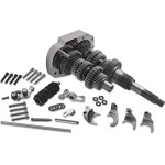 6-SPEED GEAR SETS FOR EVOLUTION BIG TWIN MODELS