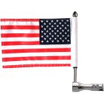 FLAG MOUNT FOR H-D AIR WING RACK